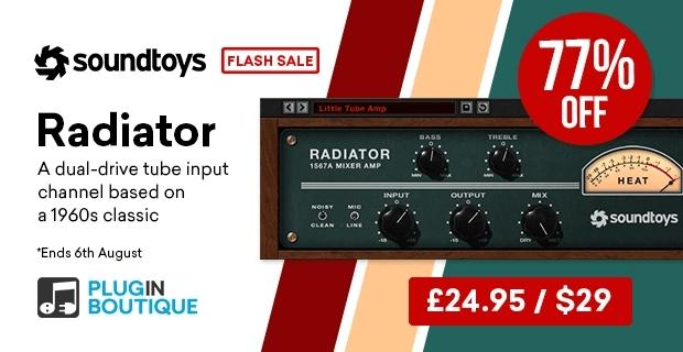 Soundtoys Radiator 29 USD