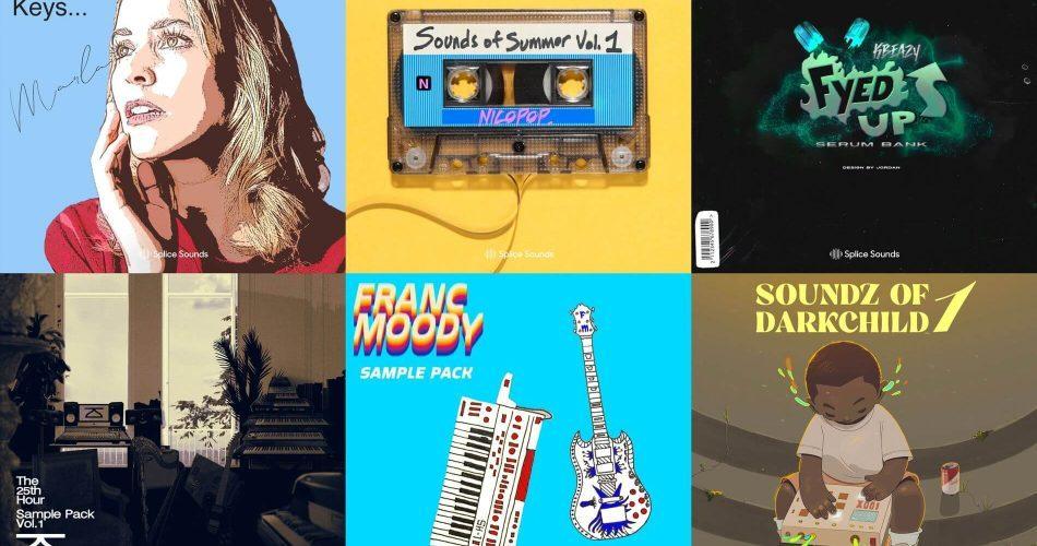 Splice Franc Moody, Darkchild, 24th Hour, kBeazy, nicopop, Marlana