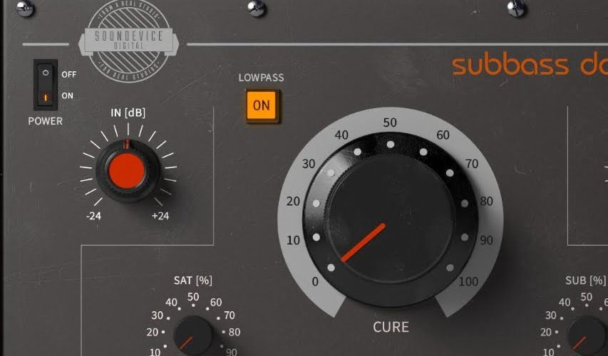SubBass Doctor 808 update 1.1