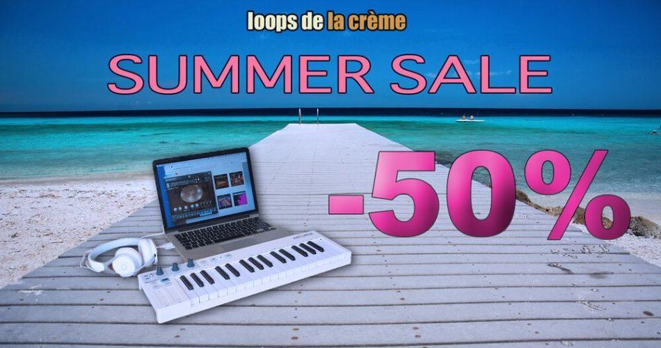 Summer Sale Loops de la Crème