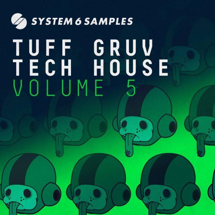 System 6 Samples Tuff Gruv Tech House 5