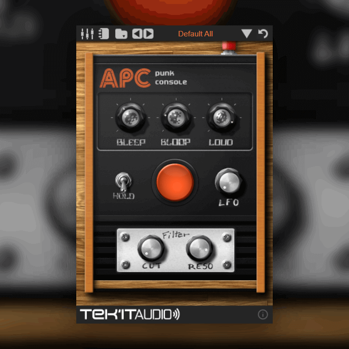 TekIt Audio APC