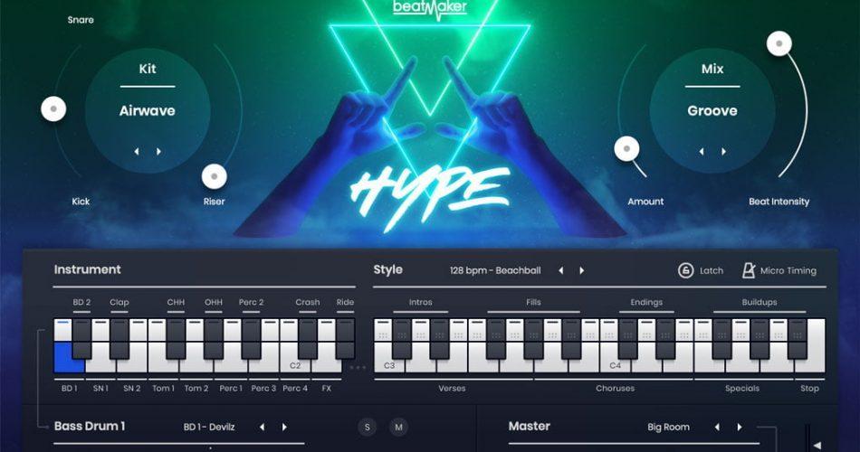 UJAM Beatmaker Hype