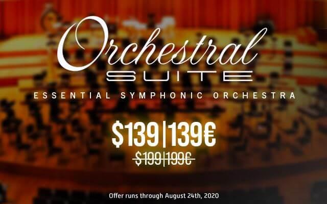 UVI Orchestral Suite 139 USD