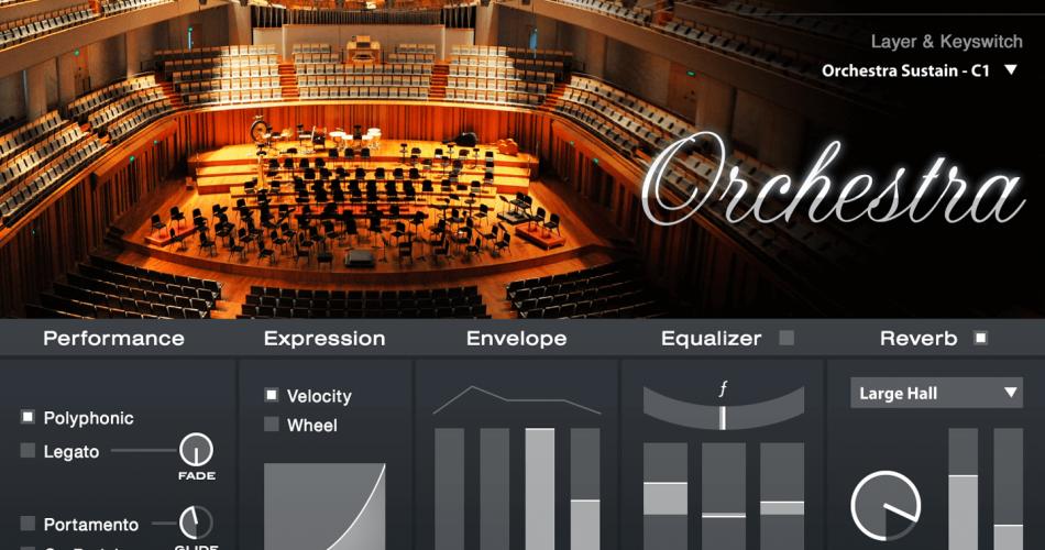 UVI Orchestral Suite Orchestra
