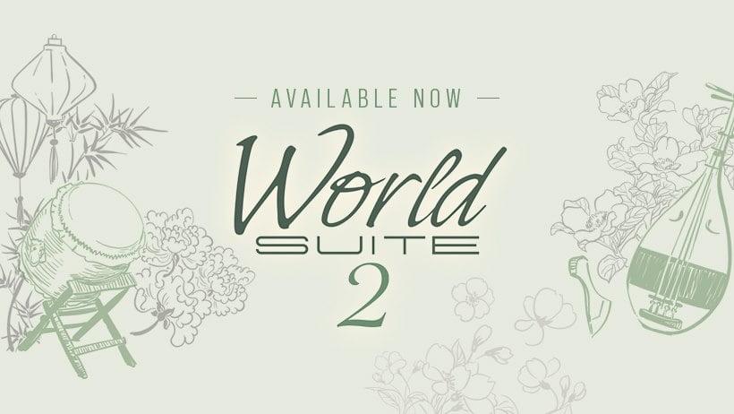 UVI World Suite 2