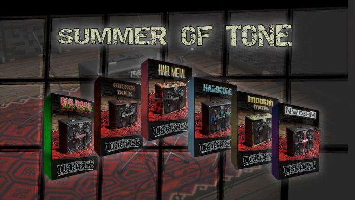 Ugritone Summer of Tone