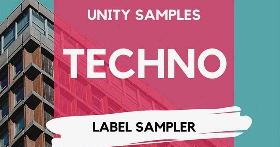 Unity Samples Techno Label Sampler