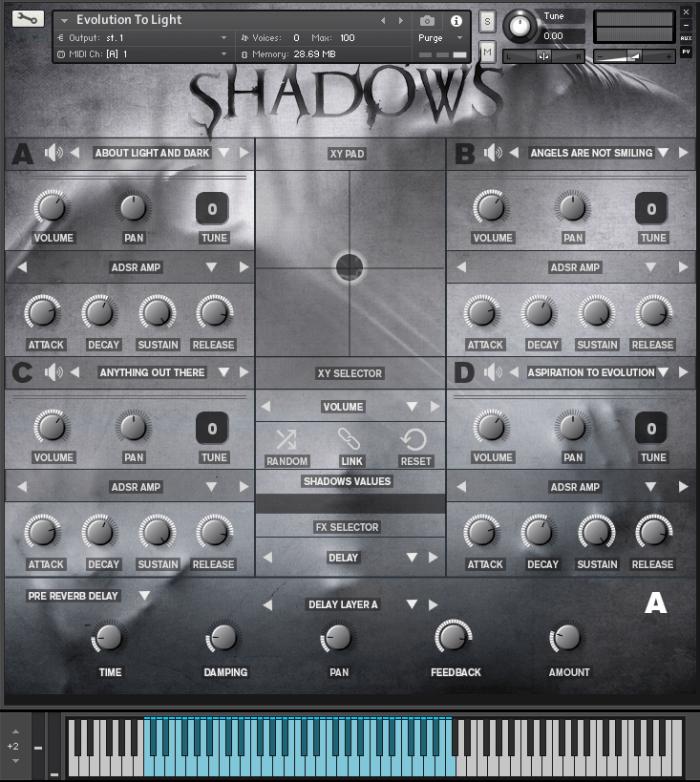 VST Buzz Shadows