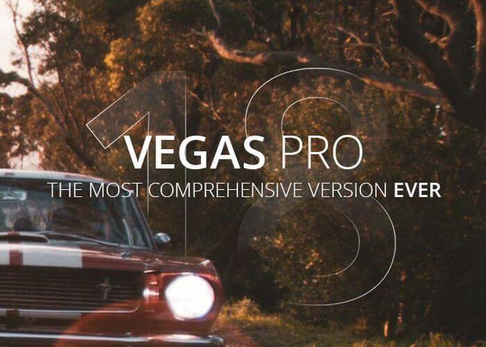 Vegas Pro 18