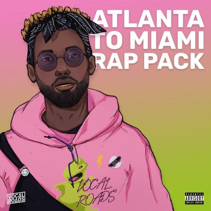 Vocal Roads Atlanta to Miami Rap Pack
