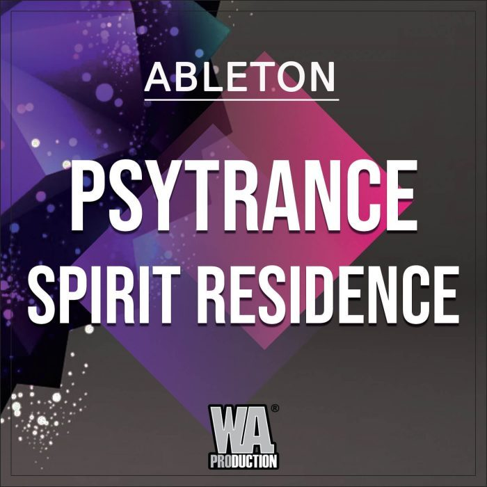 WA Production Ableton Psytrance Spirit Residence