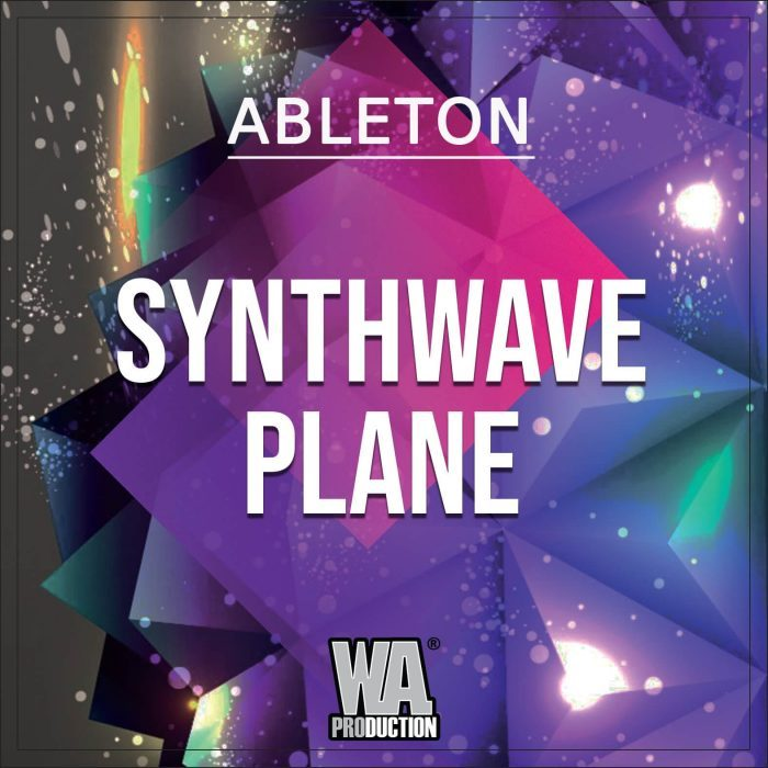 WA Production Ableton Synthwave Plane