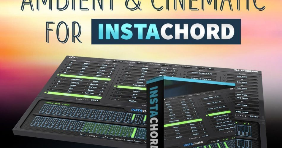 WA Production Ambient & Cinematic for InstaChord