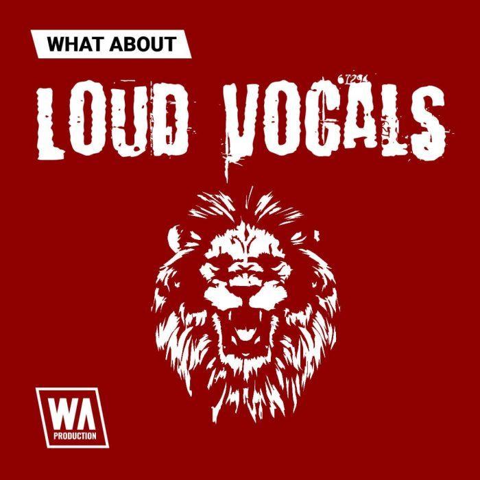 WA Production Loud Vocals