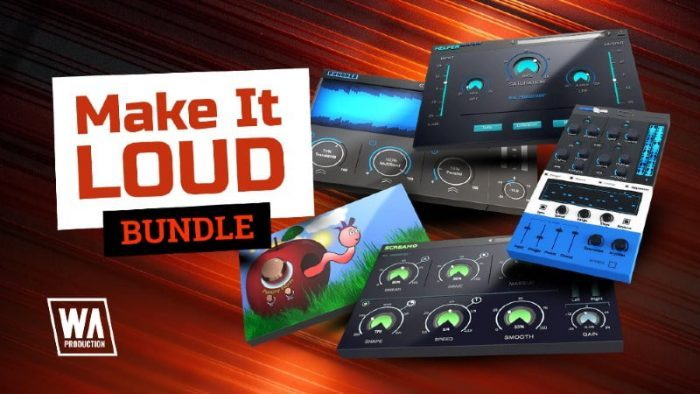 WA Production Make It Loud Bundle