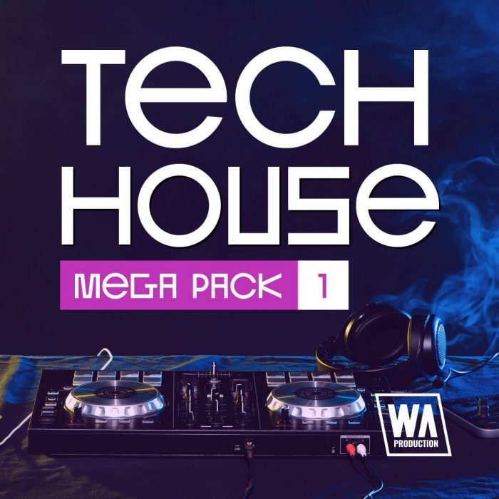 WA Tech House Mega Pack