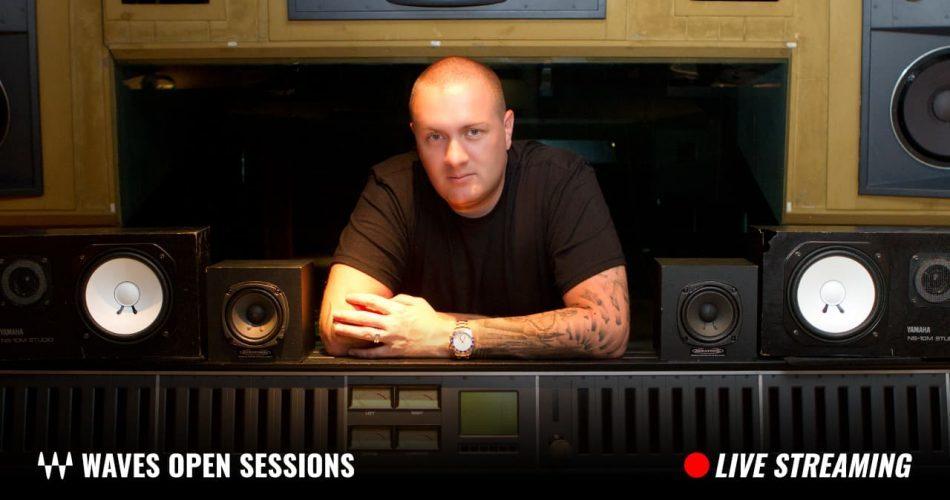 Waves Open Sessions RnB Hip Hop Vocals