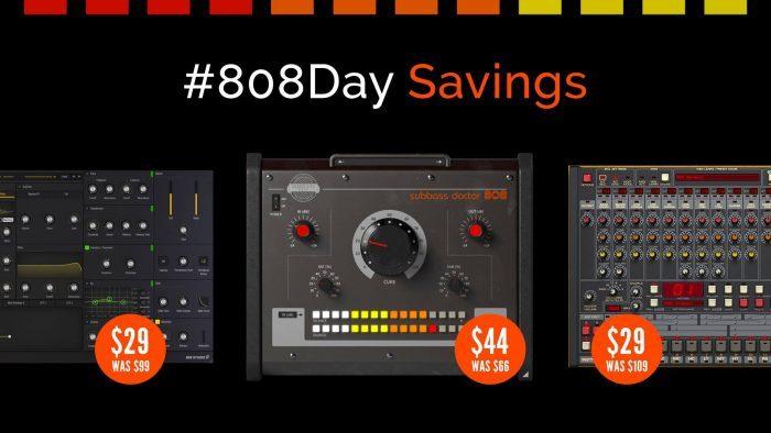 adsr 808 day