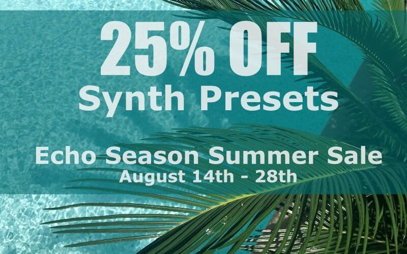 echo season summer sale 2020