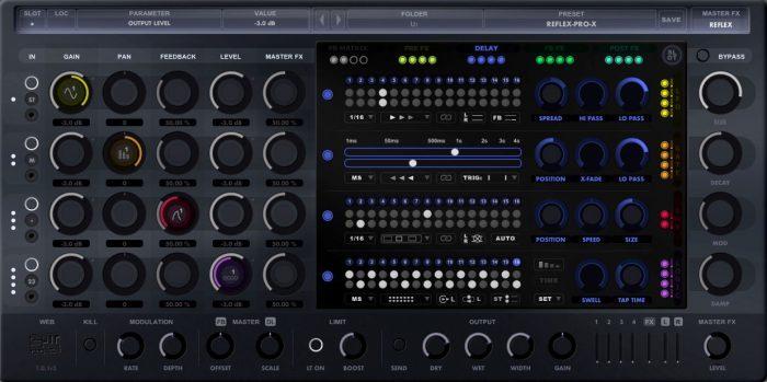 stw audio Reflex Pro X
