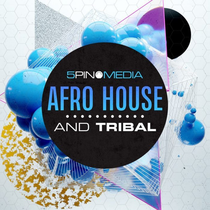 5Pin Media Afro House and Tribal