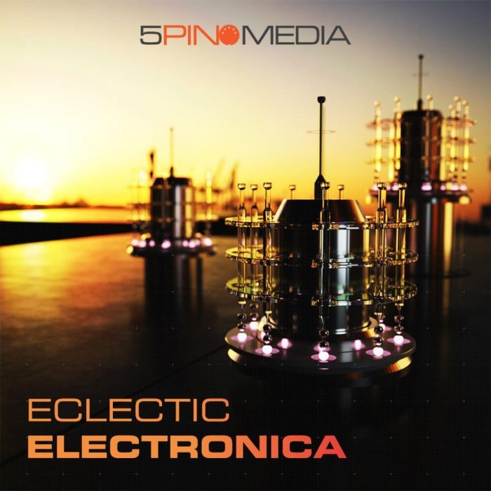 5Pin Media Electic Electronica