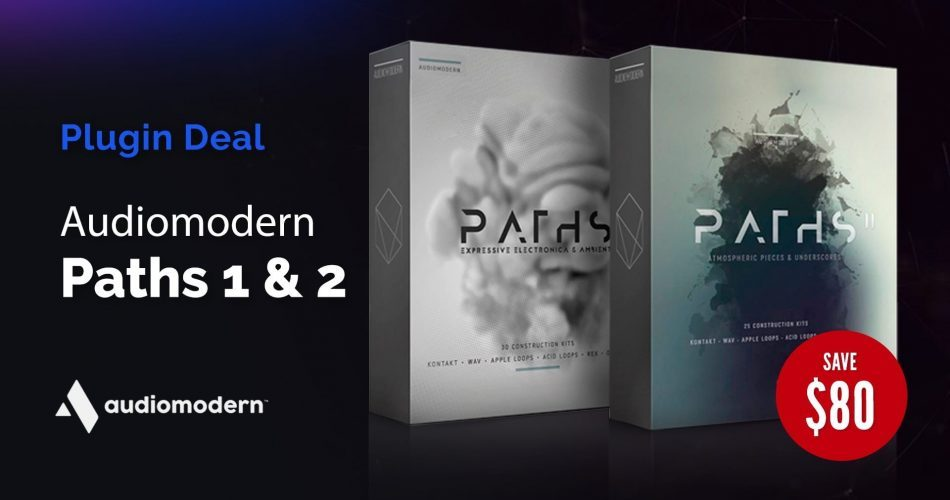 ADSR Audiomodern Paths Bundle