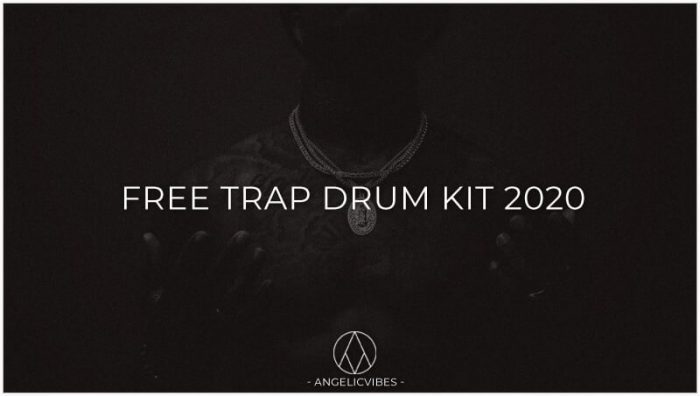 AngelicVibes Free Trap Drum Kit 2020