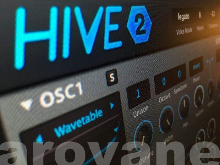 Arovane Metric for Hive 2