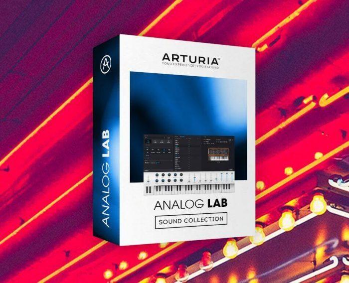 Arturia Analog Lab 50 OFF