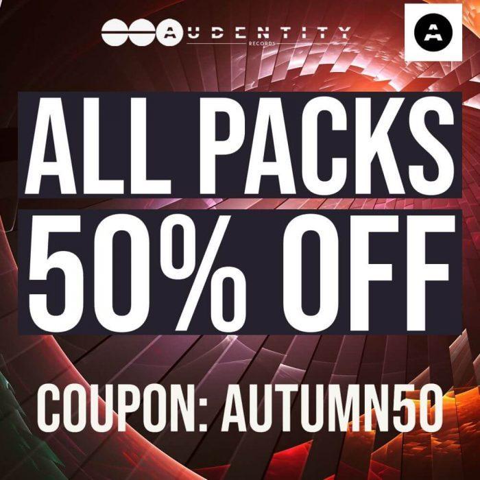 Audentity Records 50 OFF autumn sale