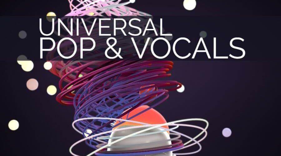 Audentity Records Universal Pop & Vocals
