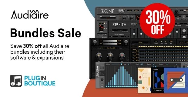 Audiaire Bundle Sale