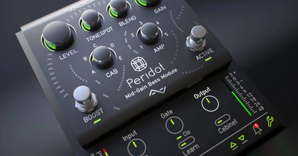 Audified Peridot Pro feat