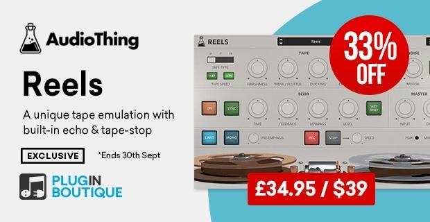 AudioThing Reels Sale 33