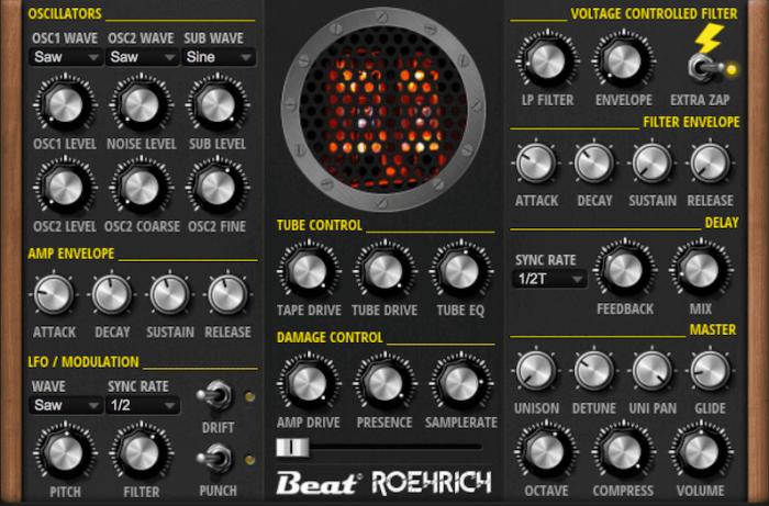 Beat Röhrich 12AX7