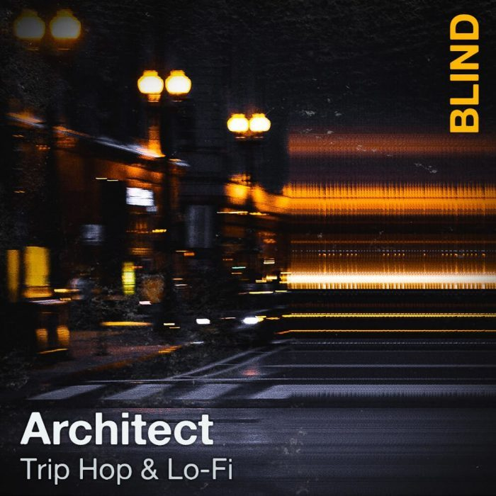 Blind Audio Architect Trip Hop & Lo-Fi
