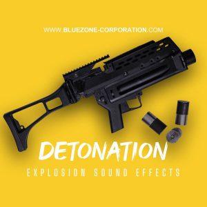 Bluezone Detonation Explosion Sound Effects