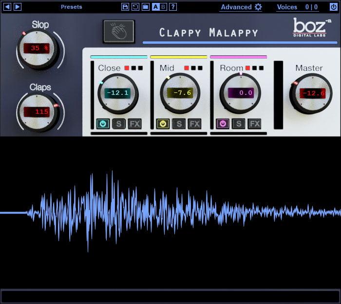 Boz Clappy Malappy