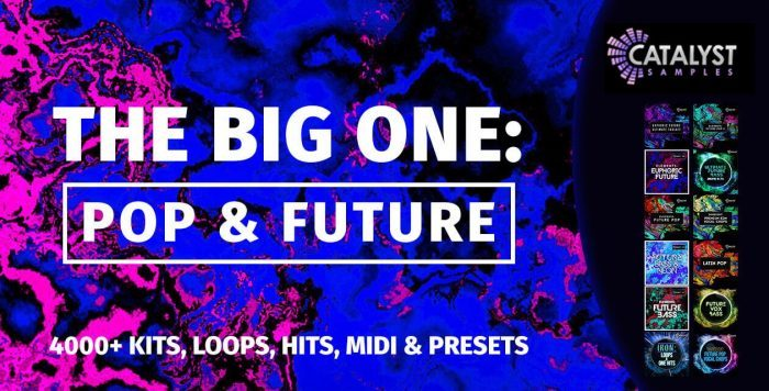Catalyst Samples The Big One Pop & Future