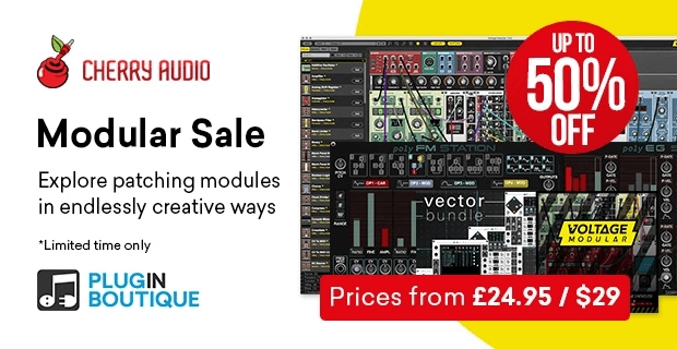 Cherry Audio Modular Sale