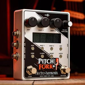 EHX Pitch Fork Plus feat