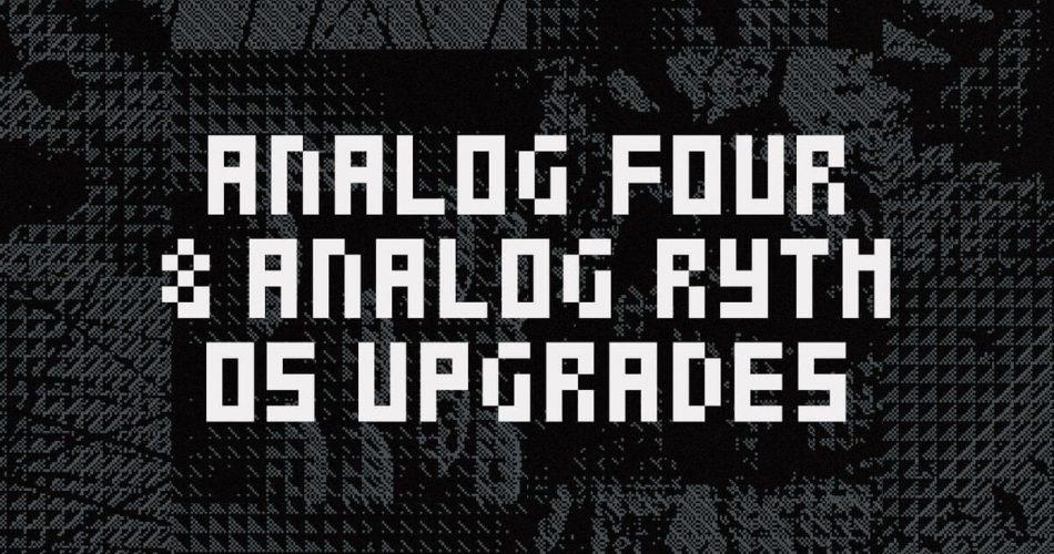 Elektron OS Upgrades