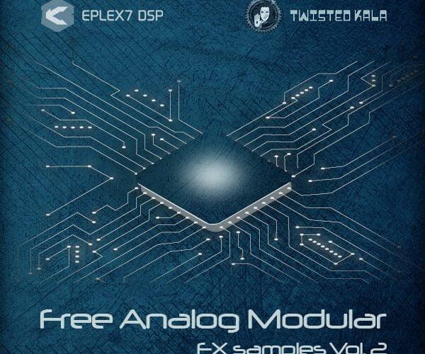 Eplex7 Free Analog Modular FX Samples vol2