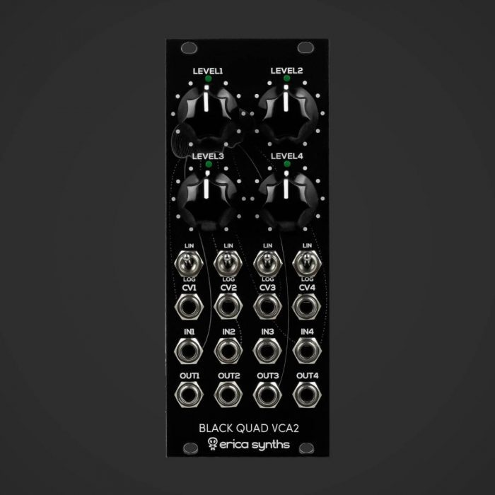 Erica Synths BlackQuadVCA2
