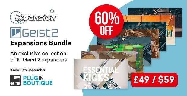 FXpansion Geist 2 Expansion Bundle