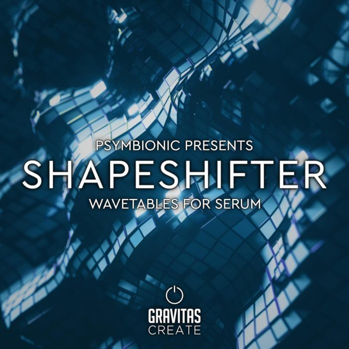 Gravitas Create Shapeshifter Wavetables for Serum