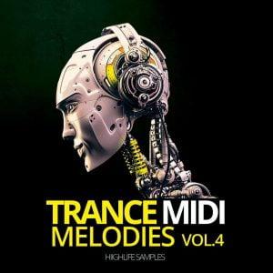 HighLife Samples Trance MIDI Melodies 4