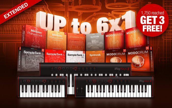 IK Multimedia VI Group Buy Extended
